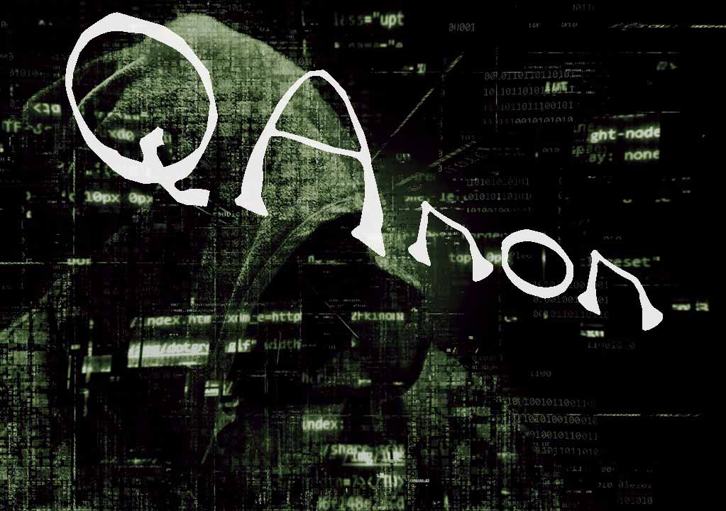 QAnon cyber conspiracy